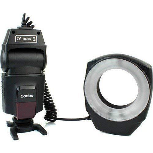 GODOX ML-150 Macro Ring Flash for Canon, Nikon, Pentax, Olympus DSLR Cameras