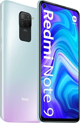 Redmi Note 9 Polar White 3GB RAM 64GB ROM - 4