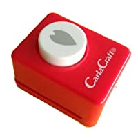 カール事務器 クラフトパンチ小 Sakura-A(M) CP-1 サクラ-A(M) 00906086 【まとめ買い5個セット】