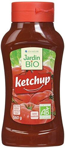 ketchup leclerc