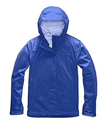 The North Face Women's Venture 2 Waterproof Hooded Rain Jacket, TNF Blue, M by The North Face