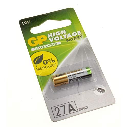 GP Haute Voltage Batterie 27A MN27 12v - 1 Lot