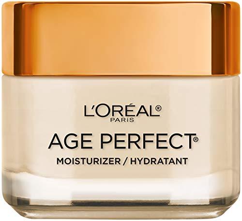 Face Moisturizer by L'Oreal Paris Skin Care I Age Perfect Hydra-Nutrition Anti-Aging Day Cream with Manuka Honey Extract I I 2.55 oz.