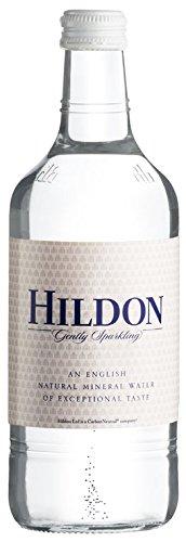 HILDON(ヒルドン) ガラス瓶 発泡 500ml×24本 グラスボトル