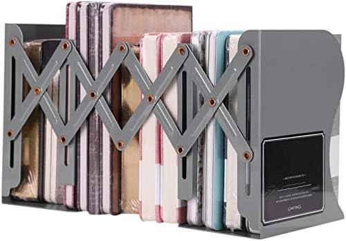 Support de bureau Serre-livres de bureau en m/étal Support pour magazines D/écoration de bureau Support de rangement en fer Dor/é /Étag/ère triangulaire multifonction