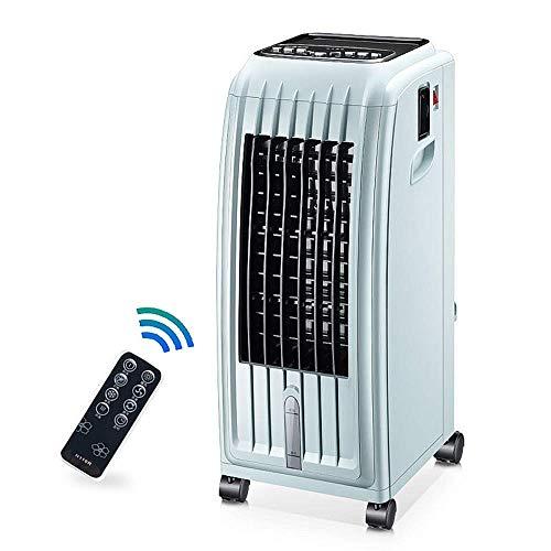 Acondicionador de aire, Móvil, Sin tubo de escape Aire acondicionado Calefacción y enfriamiento Hogar de doble uso Refrigeración por agua Aire acondicionado pequeño pequeño - Con función repelente de