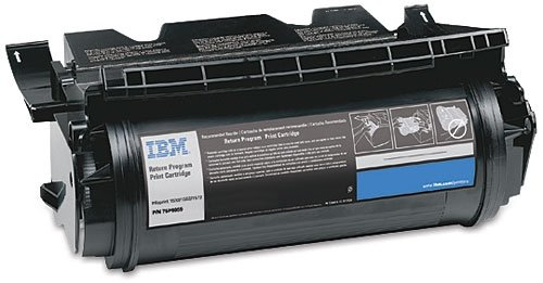 IBM 75P6961 tóner y cartucho láser - Tóner para impresoras láser (Laser, IBM, InfoPrint 1532, 1552, 1572, Negro, Alto) ⭐