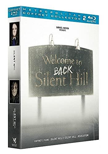 Silent Hill + Silent Hill : Révélation [Francia] [Blu-ray]