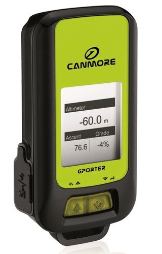 G-PORTER GP-102+ (Grün) Outdoor GPS Gerät Positionsfinder Datenlogger Routenplaner Handgerät Tracker Outdoor Geochaching Wandern