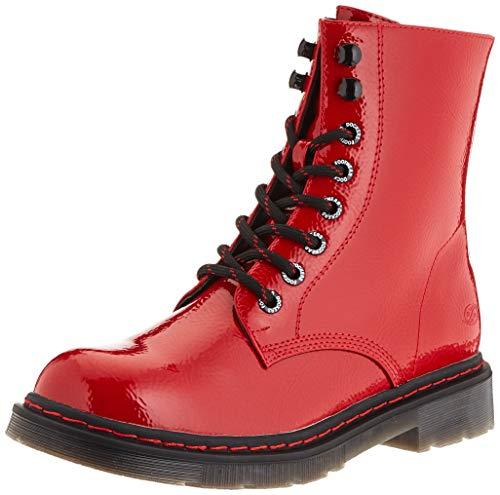 Dockers by Gerli Damen Mode-Stiefel, hellrot, 42 EU