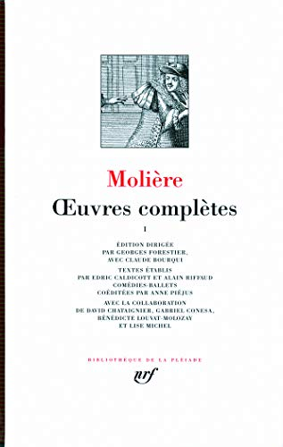 Oeuvres completes 1 (Bibliothèque de la Pléiade, 8, Band 1)