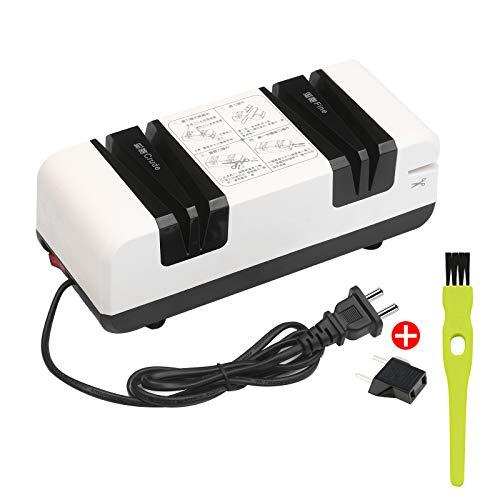 Afilador de cuchillos eléctrico profesional, multifuncional