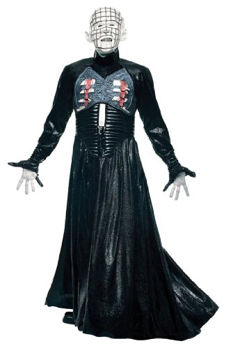 Big Sale Pinhead Deluxe Costume - X-Large - Chest Size 50-52