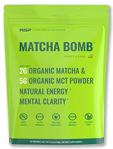 RSP Matcha Bomb (150g) - Organic Ma…