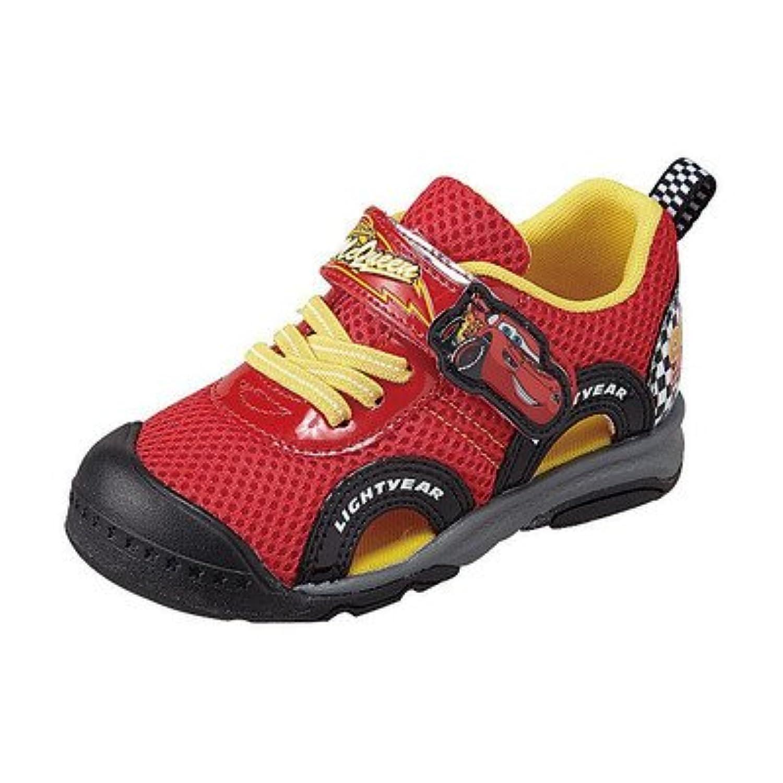 [ムーンスター] スニーカー (DN C1142) 子供靴 キッズ カーズ ディズニー サマー