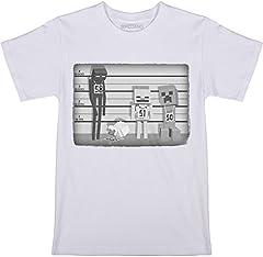 Boys Minecraft Lineup T-Shirt Manga Corta para Niño