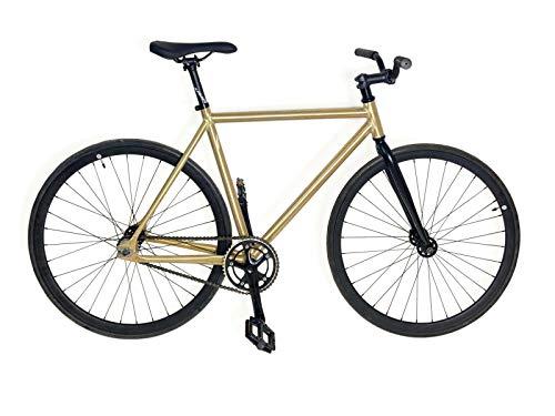 Mowheel Bicicletta Fixie Alluminio monoforcella Taglia 54 cm