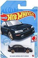 ホットウィール(Hot Wheels) ベーシックカー '98 スバル インプレッサ 22B Stiバージョン HBN96