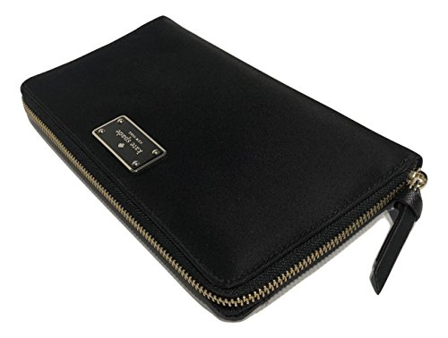 Kate Spade New York Kaden Wilson Road Wallet (Black)