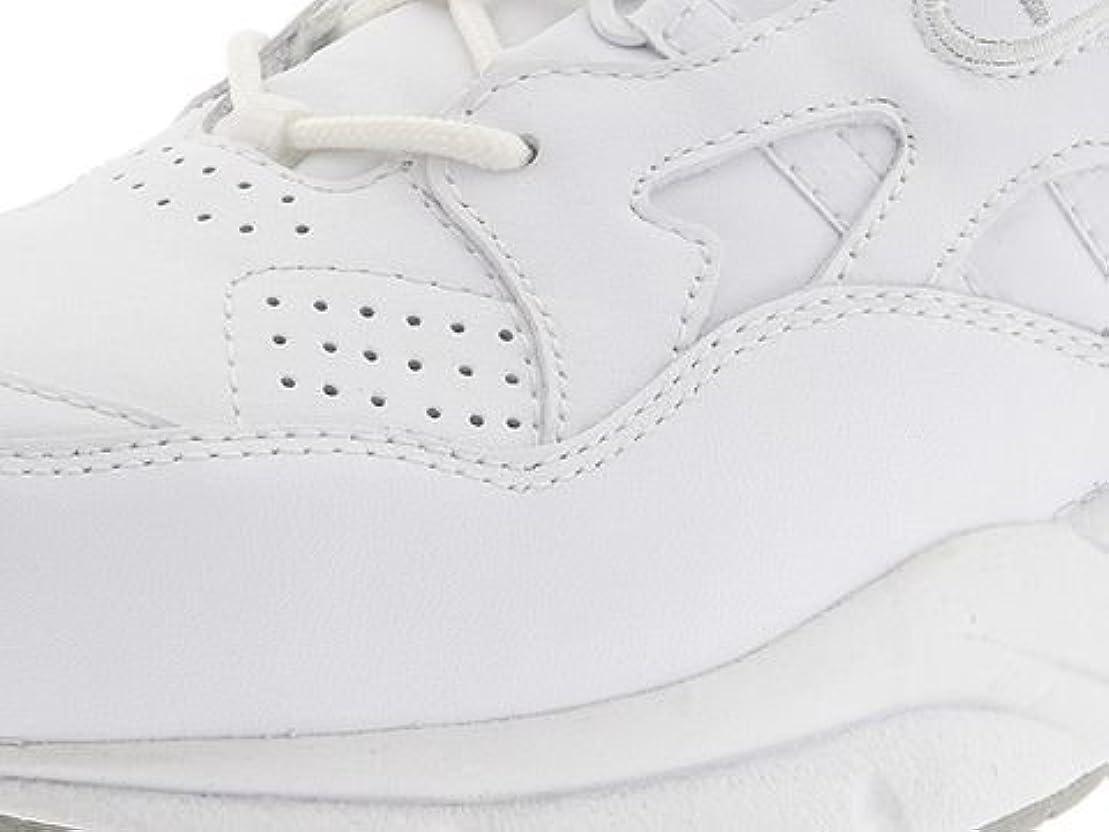 アシュリータファーマンジャンクション刺す(プロペット)Propet レディースウォーキングシューズ?カジュアルスニーカー?靴 Stability Walker Medicare/HCPCS Code = A5500 Diabetic Shoe White Leather 10 27cm W (D) [並行輸入品]