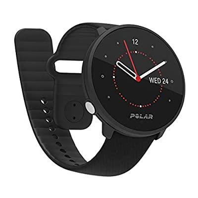 Polar Unite - Waterproof Fitness Smartwatch with Connected GPS, Sleep Tracking, Daily Workout Guidance, Recovery Measurement - Wrist-Based Heart Rate Monitor