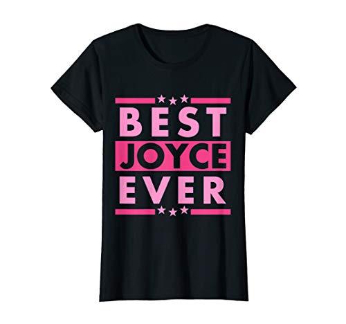 Vintage Best JOYCE Ever, World's greatest JOYCE T-Shirt