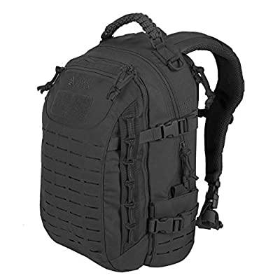 Direct Action Dragon Egg Mk II Tactical Backpack Black 25 Liter Capacity