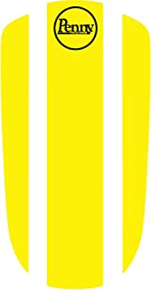 Penny Original Skateboard Deck Panel Stickers - Yellow/Fits Size 22