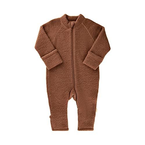 Celavi Jumpsuit Chaqueta para bebs y Nios pequeos, Tortoise Shell, 90 cm Unisex bebé