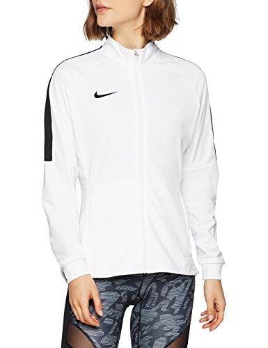 Nike Damen Dry Academy 18 Trainingsjacke, weiß, S