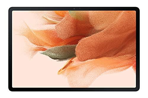 Samsung - Tablet Galaxy Tab S7 FE de 12,4 Pulgadas con Wi-Fi y Sistema Operativo Android 64 GB Verde ES version