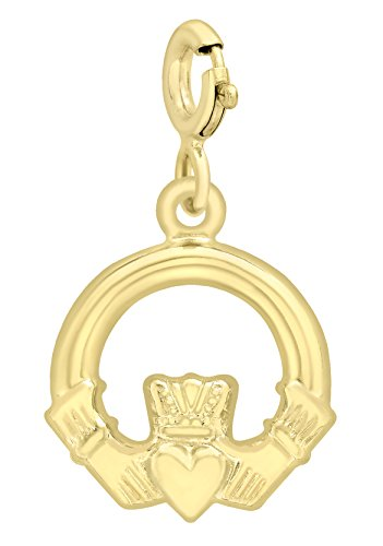 Carissima Gold Damen Charms 9 Karat (375) Gelbgold 1.62.8983