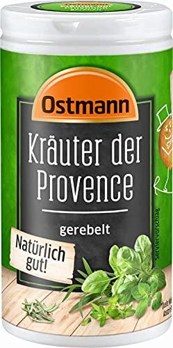 Ostmann Kräuter der Provence, 4er Pack (4 x 15 g)