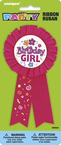 "Rosette ""Birthday Girl"""