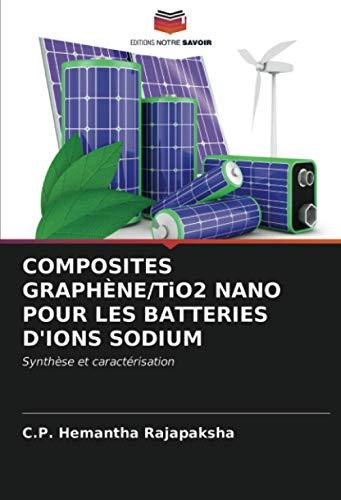 COMPOSITES GRAPHÈNE/TiO2 NANO POUR LES BATTERIES D'IONS SODIUM: Synthèse et caractérisation