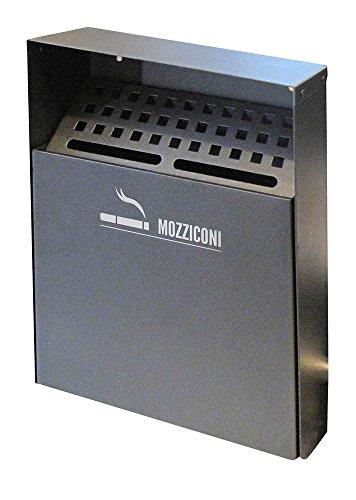 Vulcania 2500RMSE Raccogli Mozziconi per Esterni, Antracite