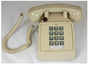 $39 » Cortelco 250044-Vba-27m Desk Phone with Message - Ash (Renewed)