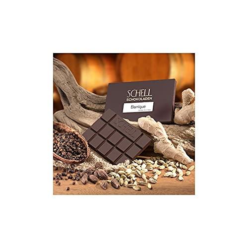 Schell Schokolade Barrique 70% Kakao, 50 g