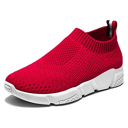 Women Breathable Sneakers Sock Mesh Running Shoes Outdoor Sport Shoes