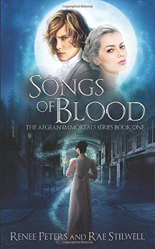 Songs of Blood (The Aegean Immortals Series)