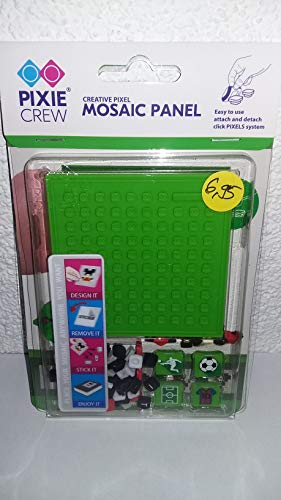 Mosaik Panel Pixie Crew Fußball