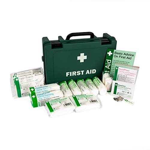 Safety First Aid HSE Economy 1-10 Persons First Aid Kit - Fully Stocked