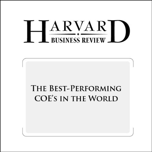 The Best-Performing CEOs in the World (Harvard Business Review) audiobook cover art