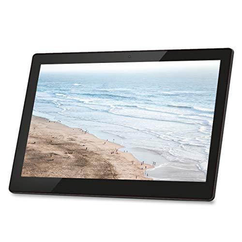 PC todo en uno con pantalla táctil HSD1162 con VESA de 75 x 75 mm, LCD de 2 GB + 16 GB de 11,6 pulgadas Android 8.1 RK3288 Octa Core hasta 1,5 GHz, compatible con OTG, Bluetooth y WiFi, enchufe UE / E
