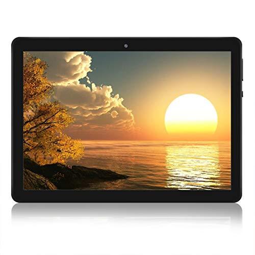 Tablet Android 8.0 da 10 pollici con processore a quattro core WIFI, navigazione Bluetooth 2 GB di RAM 32 GB di memoria Dual SIM 3Gè anche un cellulare (Nero)