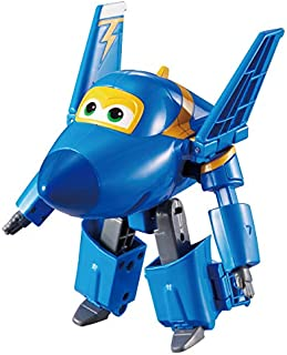 """Super Wings - Transforming Jerome Toy Figure 