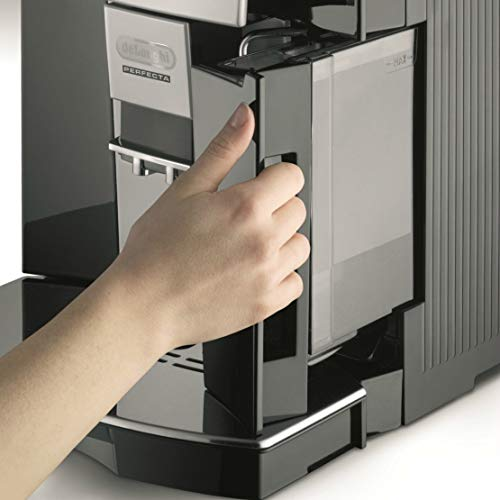 DeLonghi ESAM5500B Perfecta Digital Super-Automatic Espresso Machine, Black (Renewed)