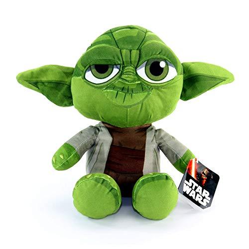 PhiLuMo Disney Star Wars - Yoda - Plüsch Figur, Kuscheltier, Stofftier - 30 cm