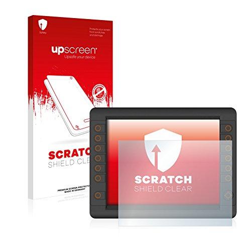 upscreen Schutzfolie kompatibel mit ifm Electronic CR120x – Kristallklar, Kratzschutz, Anti-Fingerprint