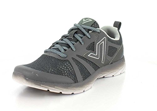 VIONIC Women's Miles Sneaker in Grey